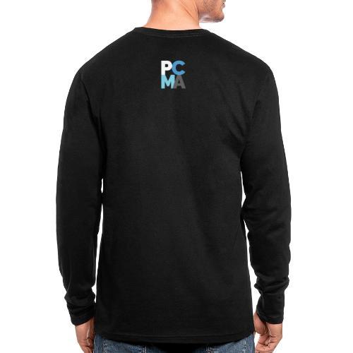 Color Block Light - Men's Long Sleeve T-Shirt by Next Level