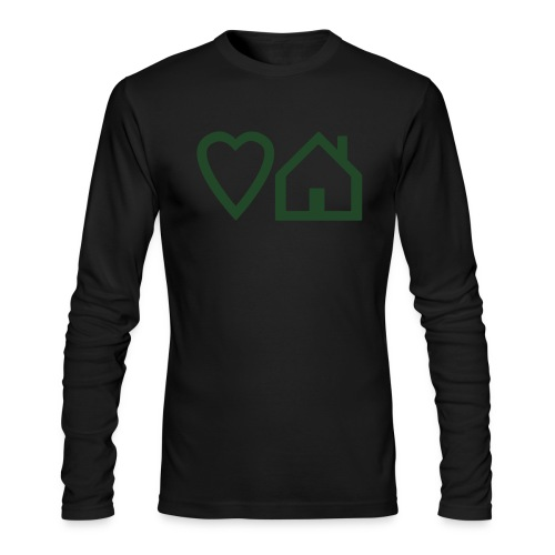 ts-3-love-house-music - Men's Long Sleeve T-Shirt by Next Level