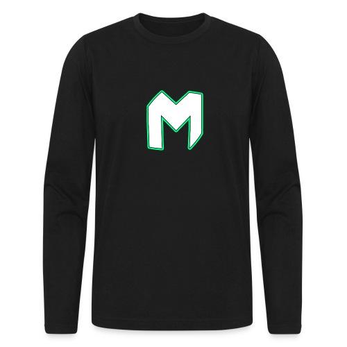 Player T-Shirt | Dash - Men's Long Sleeve T-Shirt by Next Level