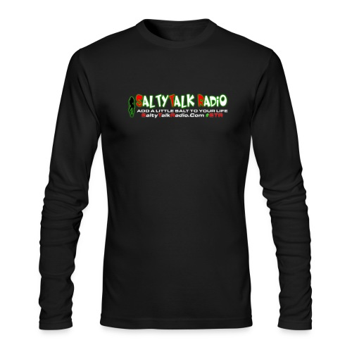 str front png - Men's Long Sleeve T-Shirt by Next Level