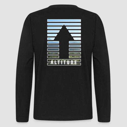 Lift Off - Men's Long Sleeve T-Shirt by Next Level