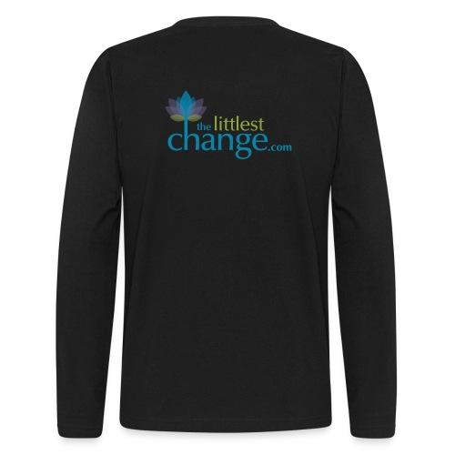 Teach, Love, Nurture - Men's Long Sleeve T-Shirt by Next Level