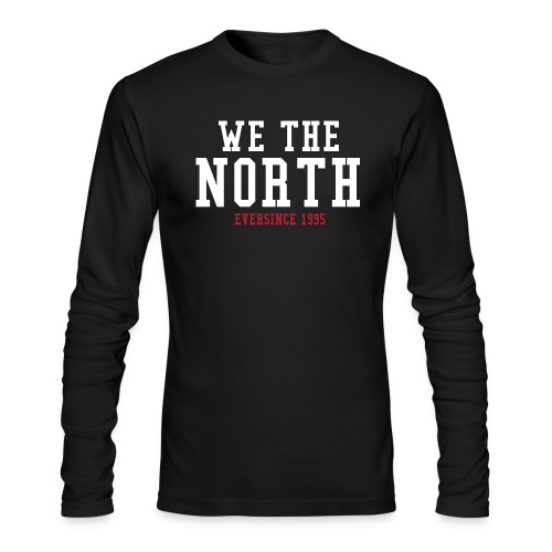We The North - Men's Long Sleeve T-Shirt by Next Level