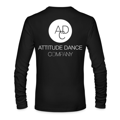 ADC Logo - Men's Long Sleeve T-Shirt by Next Level