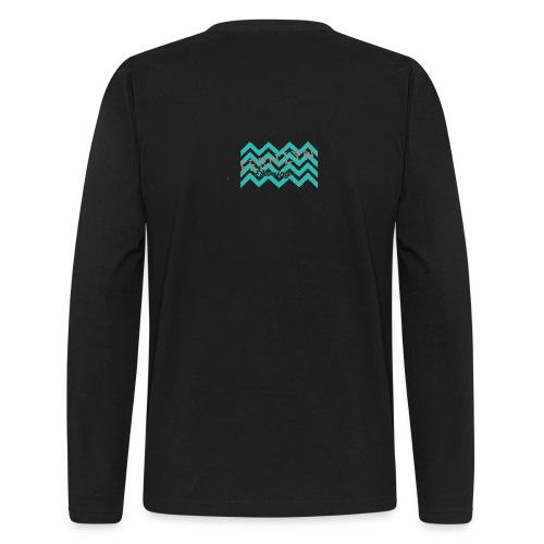 Fern Lyn Flaming official logo - Men's Long Sleeve T-Shirt by Next Level