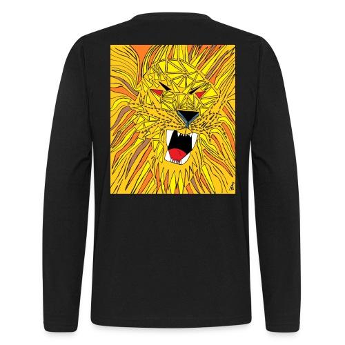 Power - Men's Long Sleeve T-Shirt by Next Level