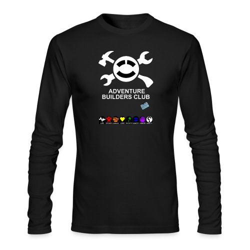 Adventure Builders Club - Men's Long Sleeve T-Shirt by Next Level