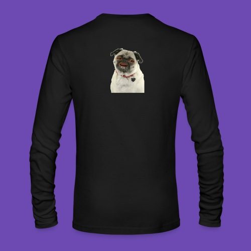 Good times goodbye good boy. - Men's Long Sleeve T-Shirt by Next Level