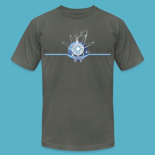 Blue Sun - Unisex Jersey T-Shirt by Bella + Canvas