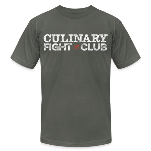 Culinary Fight Club - Unisex Jersey T-Shirt by Bella + Canvas
