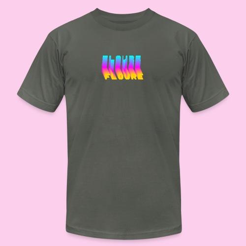 FLOURE VAPORWAVE - Unisex Jersey T-Shirt by Bella + Canvas