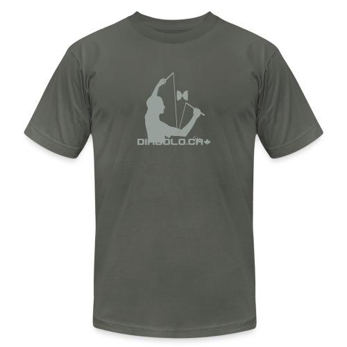 dca - Unisex Jersey T-Shirt by Bella + Canvas