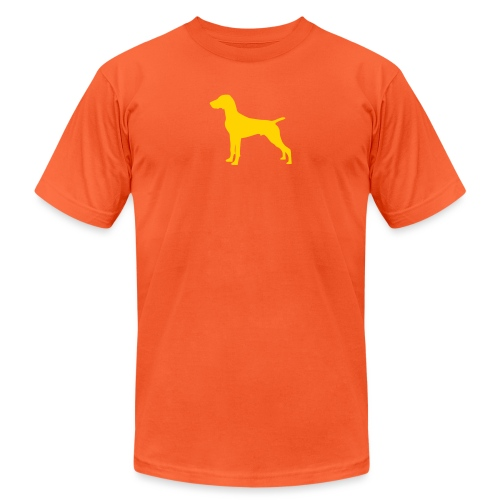 German Shorthaired Pointer - Unisex Jersey T-Shirt by Bella + Canvas