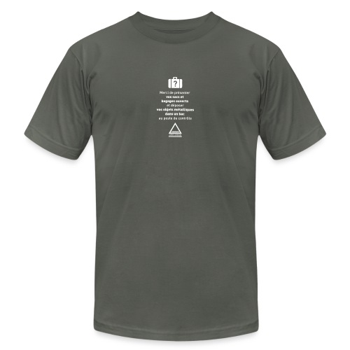 1 - Unisex Jersey T-Shirt by Bella + Canvas