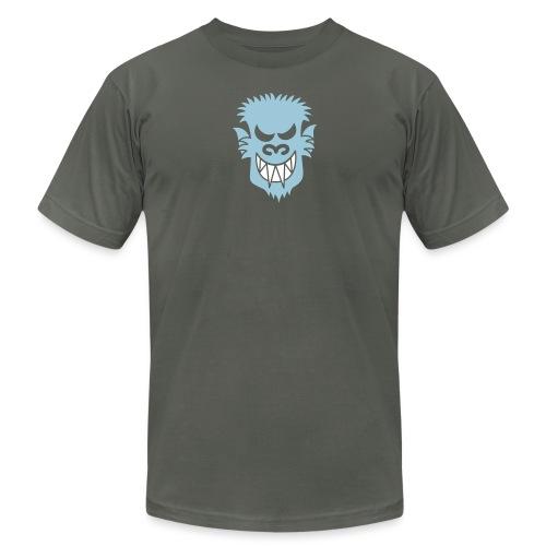 Naughty Halloween Werewolf - Unisex Jersey T-Shirt by Bella + Canvas