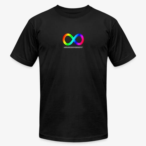 Neurodiversity - Unisex Jersey T-Shirt by Bella + Canvas