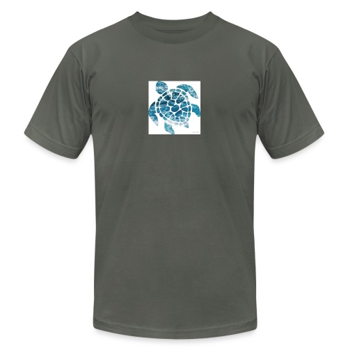 turtle - Unisex Jersey T-Shirt by Bella + Canvas