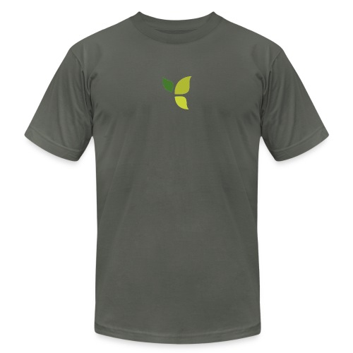 Dom Gooden Leaf Logo - Unisex Jersey T-Shirt by Bella + Canvas