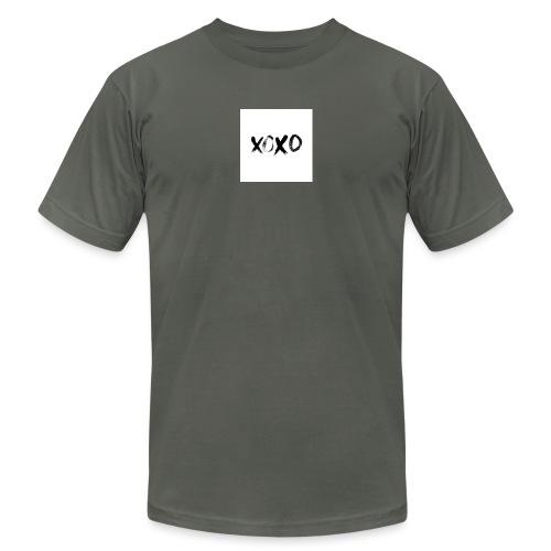 xoxo - Unisex Jersey T-Shirt by Bella + Canvas