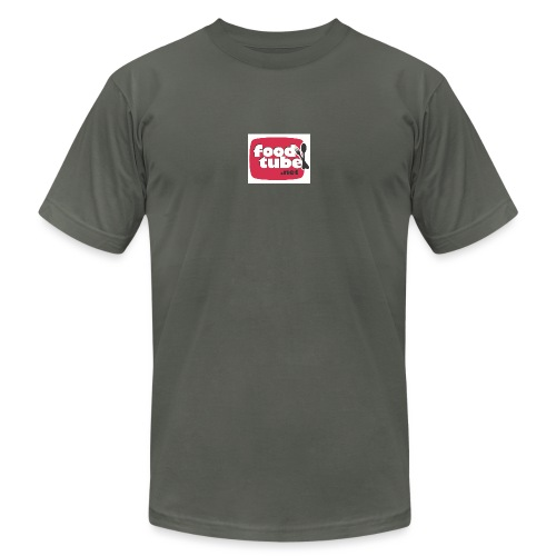 FoodTube - Unisex Jersey T-Shirt by Bella + Canvas