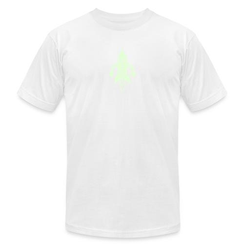 Rocket Robot - Unisex Jersey T-Shirt by Bella + Canvas