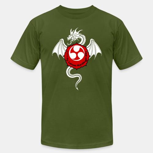 Dragon (W) - Larose Karate - Design Contest 2017 - Men's Jersey T-Shirt