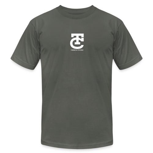 Women's Tribeca Citizen shirt - Unisex Jersey T-Shirt by Bella + Canvas