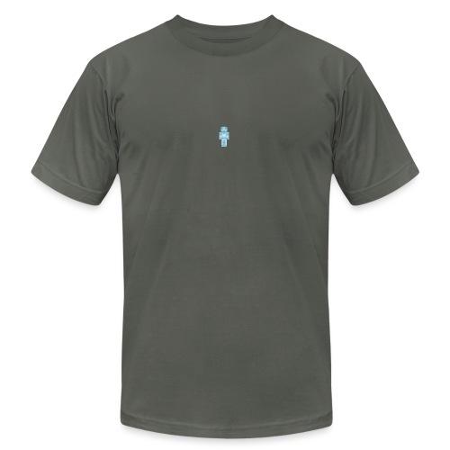 Diamond Steve - Unisex Jersey T-Shirt by Bella + Canvas