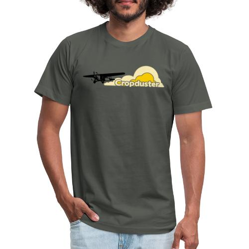 Cropduster - Unisex Jersey T-Shirt by Bella + Canvas
