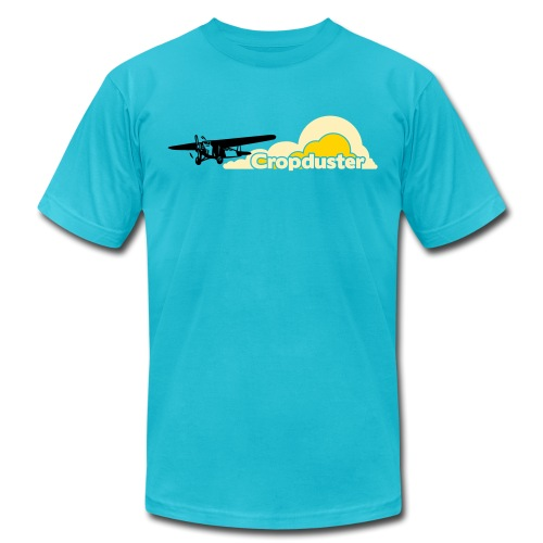 Cropduster - Unisex Jersey T-Shirt by Bella + Canvas