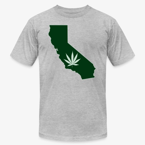 weed - Unisex Jersey T-Shirt by Bella + Canvas