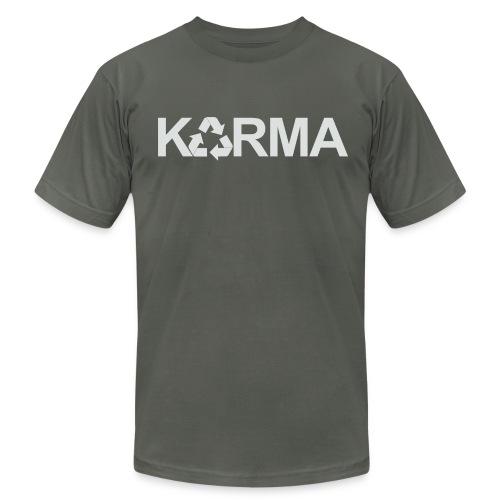 karma - Men's Jersey T-Shirt