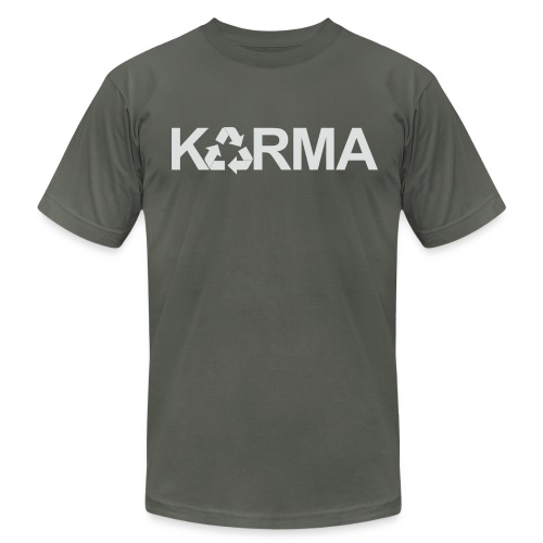 karma - Unisex Jersey T-Shirt by Bella + Canvas