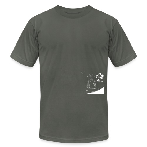 9 - Unisex Jersey T-Shirt by Bella + Canvas