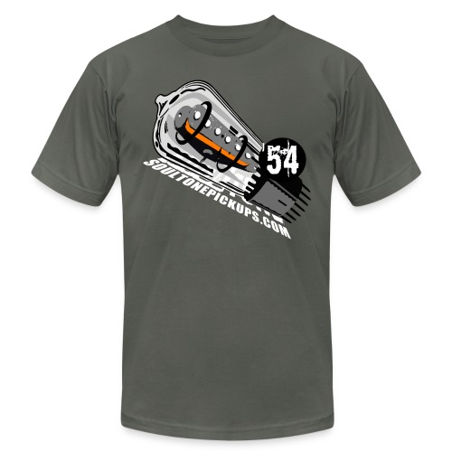 54 Historic Blues - Unisex Jersey T-Shirt by Bella + Canvas