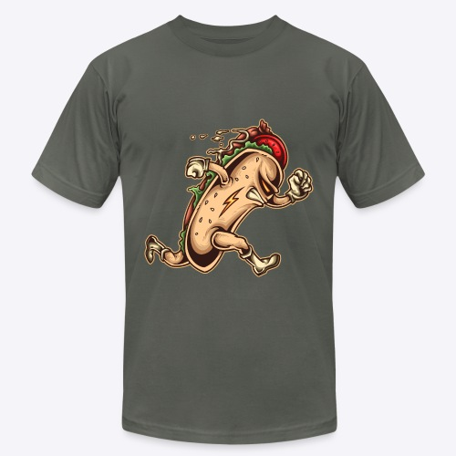 Hot Dog Hero - Unisex Jersey T-Shirt by Bella + Canvas