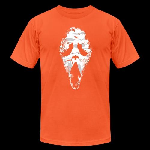 Reaper Screams | Scary Halloween - Unisex Jersey T-Shirt by Bella + Canvas