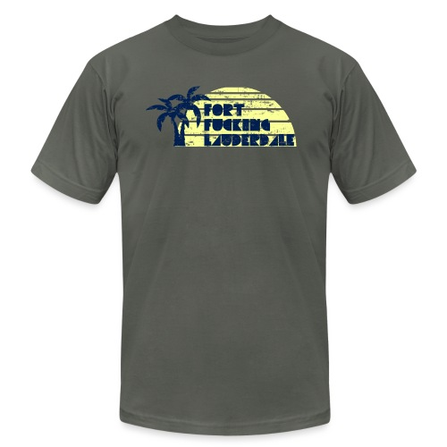 Fort Fucking Lauderdale - Men's Jersey T-Shirt