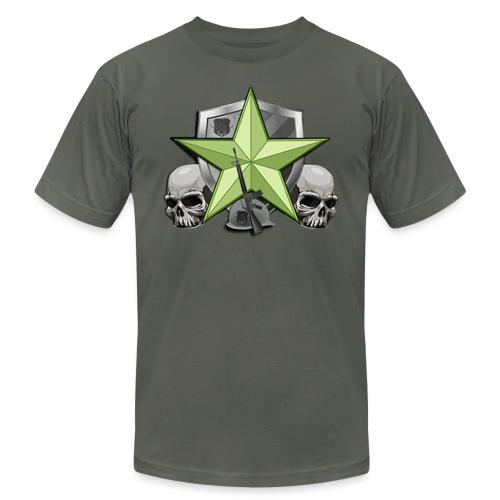 [HBS] SHIRT BADGE XL - Unisex Jersey T-Shirt by Bella + Canvas