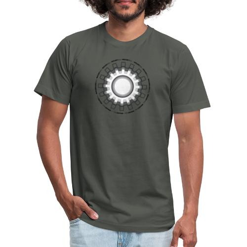 bulgebull_wheel - Unisex Jersey T-Shirt by Bella + Canvas