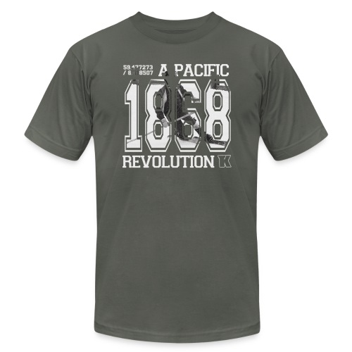1868 Telemark Revolution - Unisex Jersey T-Shirt by Bella + Canvas