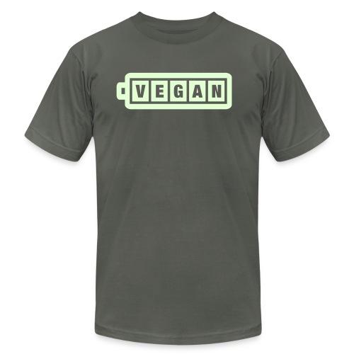 Vegan Power - Unisex Jersey T-Shirt by Bella + Canvas