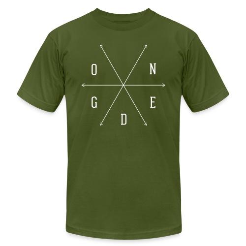 Ogden - Unisex Jersey T-Shirt by Bella + Canvas