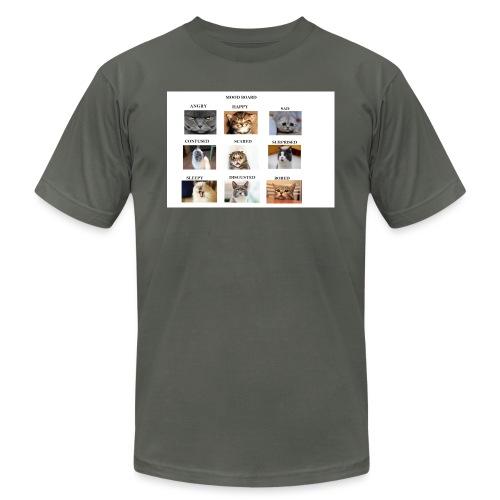 MOOD BOARD - Unisex Jersey T-Shirt by Bella + Canvas