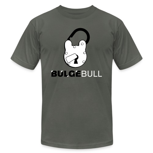 bulgebull_medlock - Unisex Jersey T-Shirt by Bella + Canvas