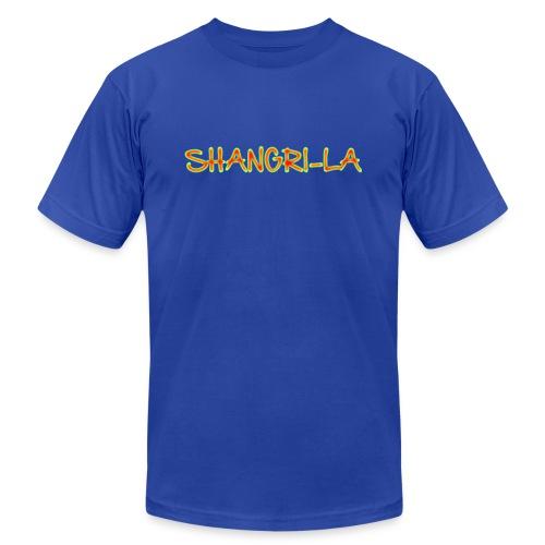 Shangri-La - Unisex Jersey T-Shirt by Bella + Canvas