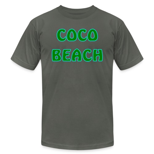 Coco beach - Unisex Jersey T-Shirt by Bella + Canvas