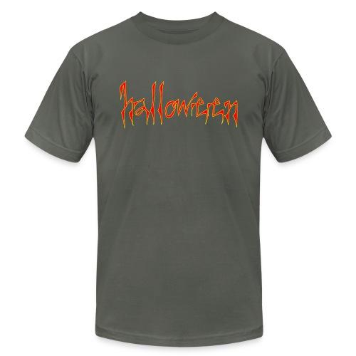 creepy halloween - Unisex Jersey T-Shirt by Bella + Canvas