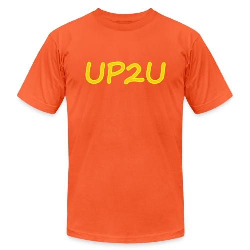 UP2U - Unisex Jersey T-Shirt by Bella + Canvas