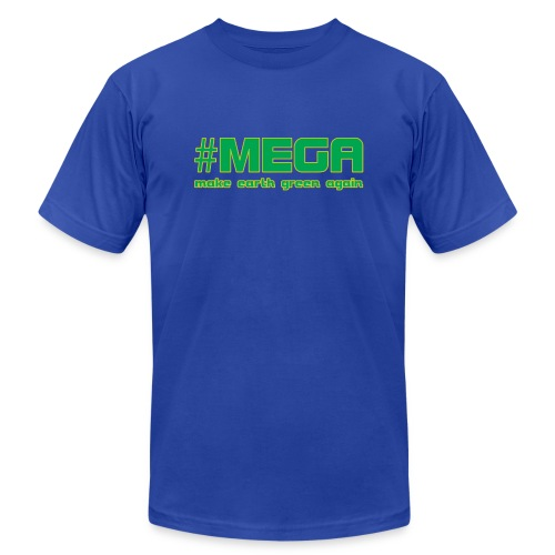 #MEGA - Unisex Jersey T-Shirt by Bella + Canvas